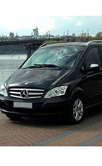 Минивэн такси Тамань - Краснодар